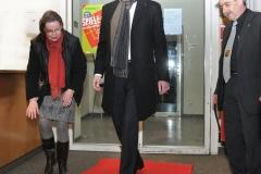 Der Rote Teppich für den Ali Baba - 25. Februar 2014