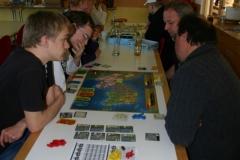 Spielewochenende in Ramsberg - April 2010