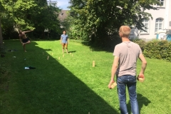 Spielewochenende in Solingen - August 2016