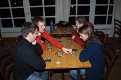 Spielewochenende in Kürten - Januar 2012